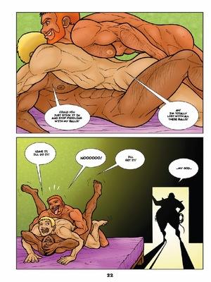 David Cantero- Keys 3 free Porn Comic sex 24