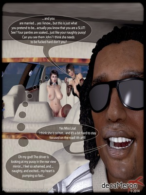 3D Porn Comics Decameronx- The Initiation Of Denise [Lust Hunters] Porn Comic 12