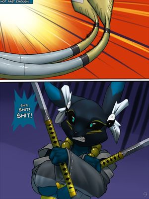 Digimon- Retribution free Porn Comic