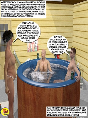 Divorced Mother- Udder Madness 2 Porn Comic sex 10