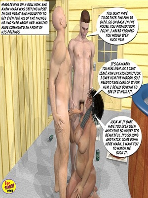 Divorced Mother- Udder Madness 2 Porn Comic sex 29
