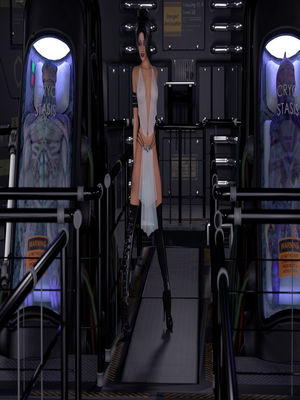 Porn Comics - 3D : DizzyDills- DNA Sample Porn Comic