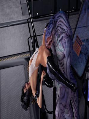 3D Porn Comics DizzyDills- DNA Sample Porn Comic 04
