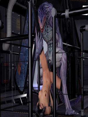 3D Porn Comics DizzyDills- DNA Sample Porn Comic 07