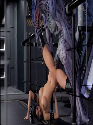 3D Porn Comics DizzyDills- DNA Sample Porn Comic 08