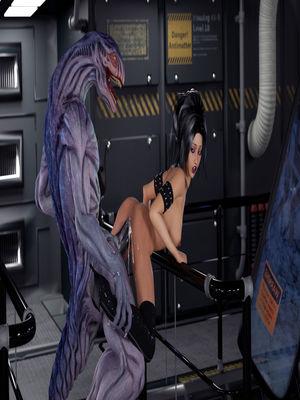 3D Porn Comics DizzyDills- DNA Sample Porn Comic 17