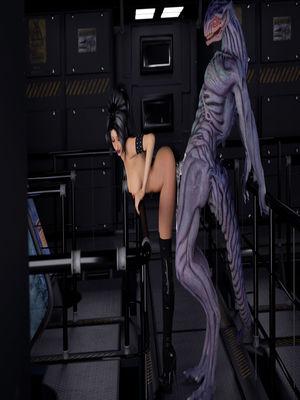 3D Porn Comics DizzyDills- DNA Sample Porn Comic 18