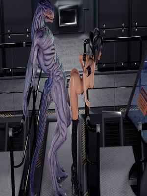 3D Porn Comics DizzyDills- DNA Sample Porn Comic 19