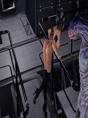 3D Porn Comics DizzyDills- DNA Sample Porn Comic 20