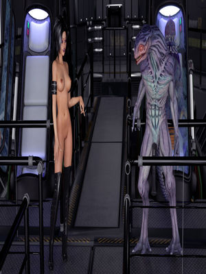 3D Porn Comics DizzyDills- DNA Sample Porn Comic 21