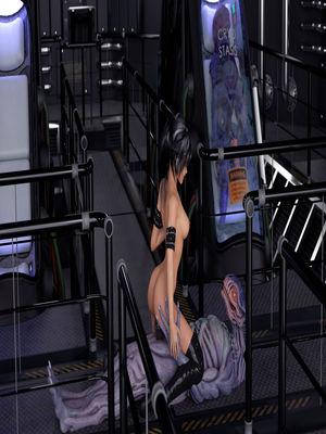 3D Porn Comics DizzyDills- DNA Sample Porn Comic 22