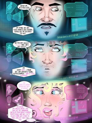 Doctor Bimboid Vs Marvel free Porn Comic sex 05