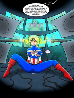 Doctor Bimboid Vs Marvel free Porn Comic sex 07