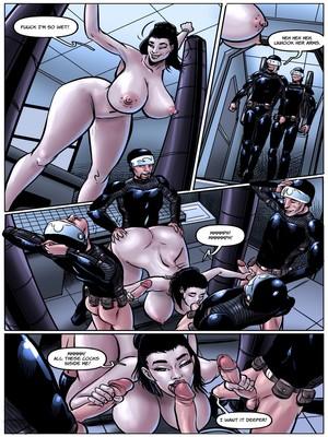 Adult Comics Doctor Vs Bimbos 4 Porn Comic 10