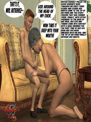 Incest Comics Donelio- Matias and Mrs Gutierrez Porn Comic 36
