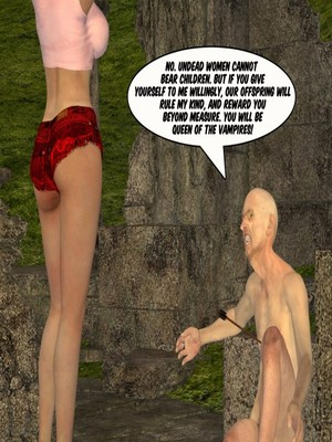 Donelio- Son of Dracula 1-6 free Porn Comic sex 67