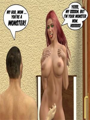 Donelio- Son of Dracula 1-6 free Porn Comic sex 87