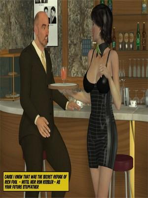 Donelio- Son of Dracula 1-6 free Porn Comic sex 90