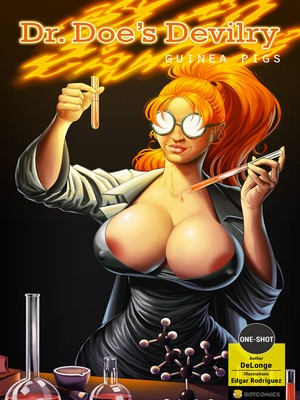 Porn Comics - Dr. Doe's Devilry- Guinea Pigs free Porn Comic