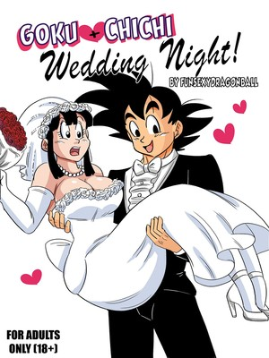 Porn Comics - Dragon Ball- Wedding Night free Porn Comic