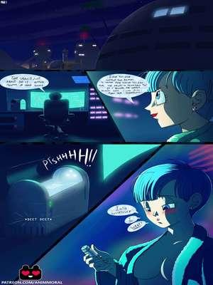 Porn Comics - Dragon Ball Z- Bulma free Porn Comic
