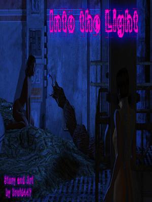 Porn Comics - 3D : Droid447- Into the Light Porn Comic
