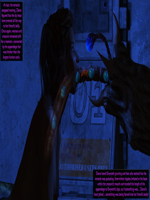 3D Porn Comics Droid447- Into the Light Porn Comic 11