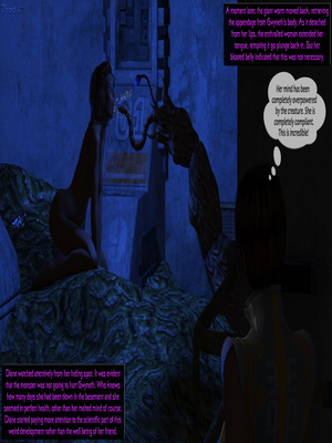 3D Porn Comics Droid447- Into the Light Porn Comic 13
