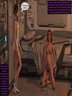 3D Porn Comics Droid447- Into the Light Porn Comic 25