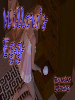 Porn Comics - Droid447- Willow's Egg free Porn Comic