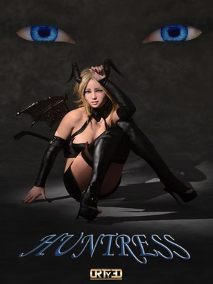 Porn Comics - 3D : Drty3d- Huntress Porn Comic