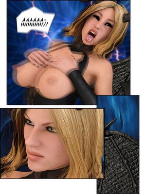 3D Porn Comics Drty3d- Huntress Porn Comic 15
