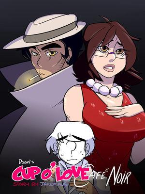 Porn Comics - Dsan- Cup O' Love – Cafe Noir free Porn Comic