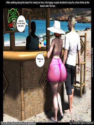 3D Porn Comics Dukeshardcore Honey- Mrs. Keagan 3D Vol.4 Porn Comic 03