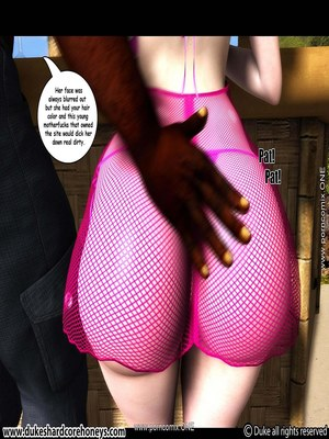 3D Porn Comics Dukeshardcore Honey- Mrs. Keagan 3D Vol.4 Porn Comic 17