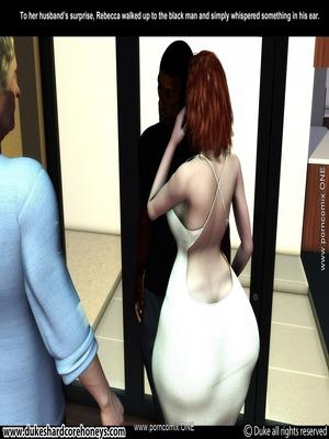 3D Porn Comics Dukeshardcore Honey- Mrs. Keagan 3D Vol.4 Porn Comic 26