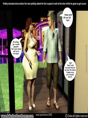 3D Porn Comics Dukeshardcore Honey- Mrs. Keagan 3D Vol.4 Porn Comic 28