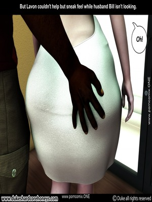 3D Porn Comics Dukeshardcore Honey- Mrs. Keagan 3D Vol.4 Porn Comic 31