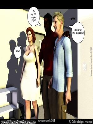 3D Porn Comics Dukeshardcore Honey- Mrs. Keagan 3D Vol.4 Porn Comic 32