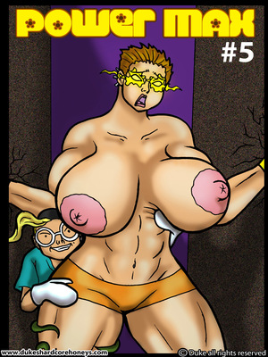 DukesHardcore Honey- Power Max 5 free Porn Comic sex 01