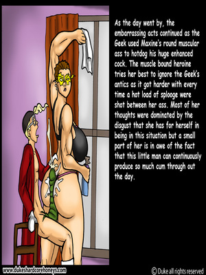 DukesHardcore Honey- Power Max 5 free Porn Comic sex 07