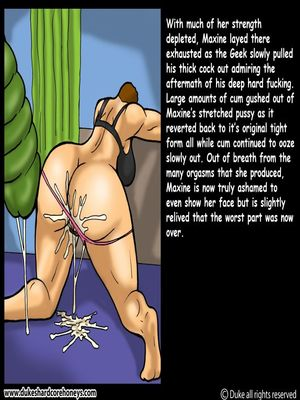 DukesHardcore Honey- Power Max 5 free Porn Comic sex 12