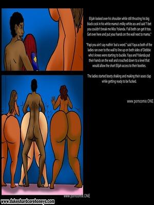 Interracial : Dukeshardcore- I Love My Black Son Vol.8 Porn Comic sex 06