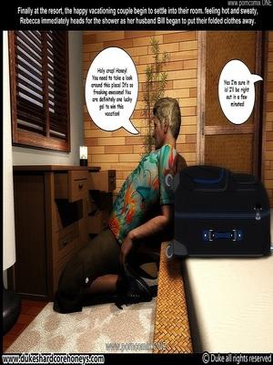 Interracial Comics Dukeshardcore- Mrs. Keagan 3D Vol.3 Porn Comic 14
