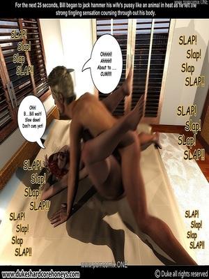 Interracial Comics Dukeshardcore- Mrs. Keagan 3D Vol.3 Porn Comic 25