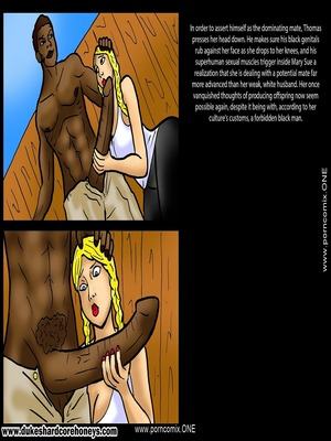 Interracial Comics Dukeshardcore- Naughty Nature Vol. 1 Porn Comic 08