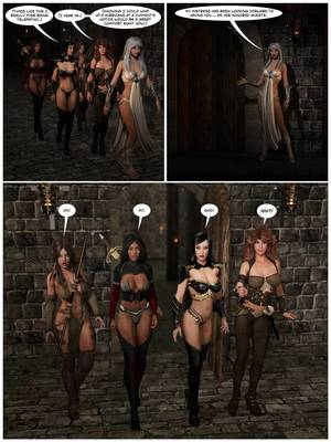 3D Porn Comics Duster- Raiders of the Lost Eye 5 Porn Comic 04