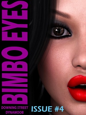Porn Comics - Dynamoob- Bimbo Eyes – Issue #4 free Porn Comic