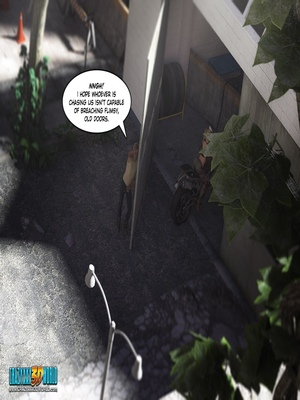 3D : Echo Ep.1- Waking up, Crazyxxx3D World Porn Comic sex 17