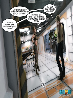 3D : Echo Ep.1- Waking up, Crazyxxx3D World Porn Comic sex 25